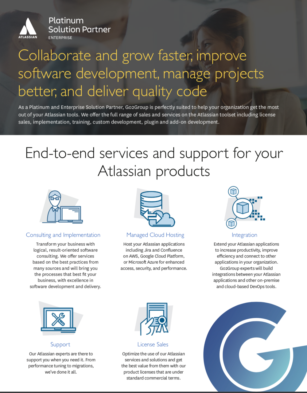 Go2Group Atlassian Solution